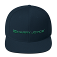 Dark-NavyHJ-Hat-Green