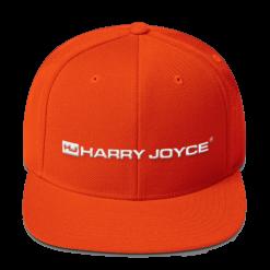 OrangeHJ-Hat-White