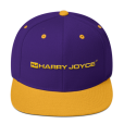 Purple-GoldSnapbackHat-HJ-Gold