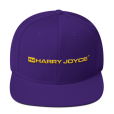 PurpleSnapbackHat-HJ-Gold