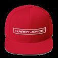Red-SnapbackHat-HJ-White