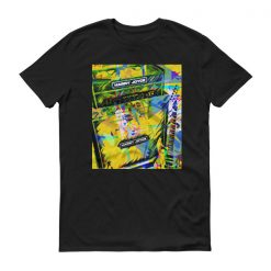 Harry Joyce Short sleeve Colorful Tone t-shirt