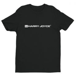 Harry Joyce short sleeve men's t-shirt