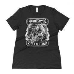 Women's Harry Joyce Organic Grim Reaper T-Shirt